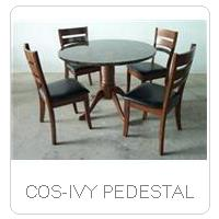 COS-IVY PEDESTAL